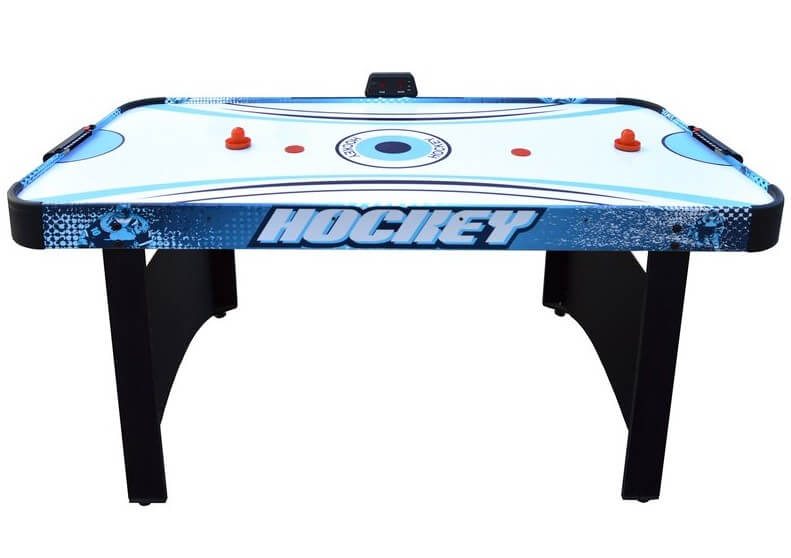 Hathaway Enforcer Air Hockey Table 5.5-ft for Kids