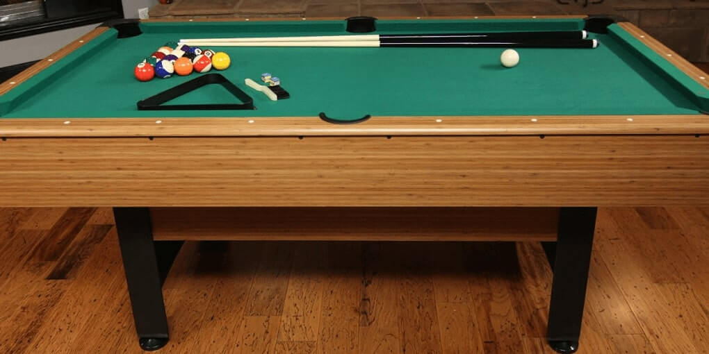 Mizerak Dynasty Space Saver Pool Table