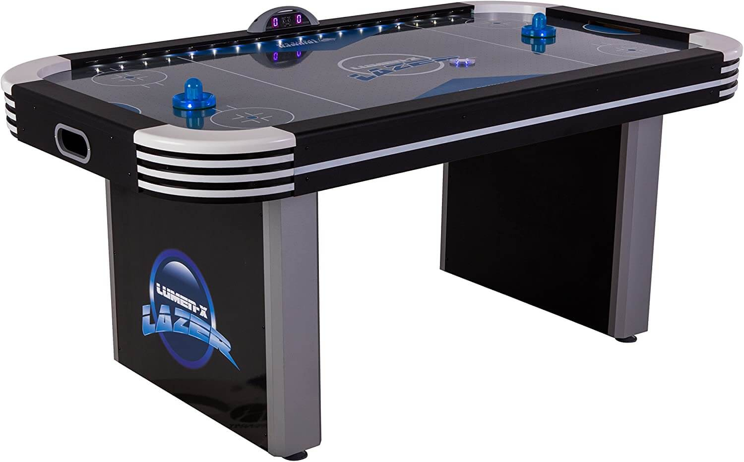 Triumph Lumen-x Lazer 6′ Air Hockey Table