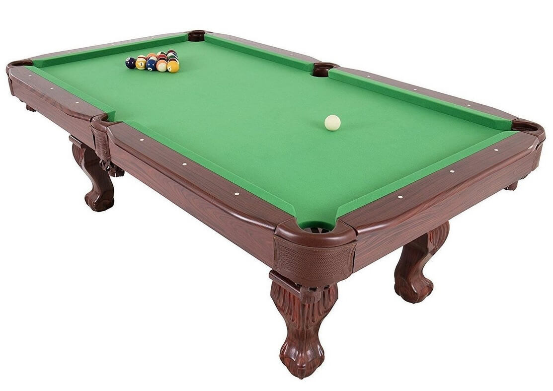 Triumph Sports 45-6784 Santa Fe 89-inch Billiard Table